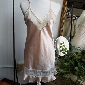2 for $20 SALE Vintage pink nightie